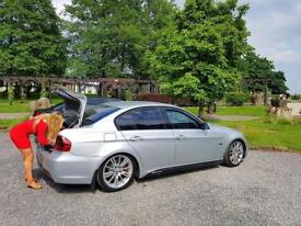 BMW 320d E90 Msport 163BHP 12months MOT( 1 series, 2 series, 5 series, m3, m4, coupe, audi, corsa,