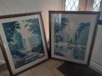 LIMITED EDITION PAINTINGS