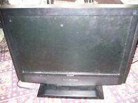19in TV SPARES OR REPAIR