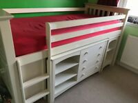 Childs Mid Sleeper/ Cabin Bed