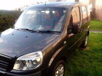 Fiat Doblo 1.9 diesel 120 hp 2007