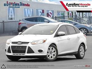 2014 Ford Focus SE *NEW ARRIVAL* One owner vehicle, Very Clea...