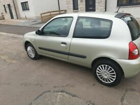 image for RENAULT CLIO 1.2 CAMPUS ONLY £1395