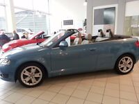 Beautiful A3 Audi Cabriolet Convertible in great condition
