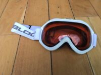 BLOC ski goggles. Collection only.