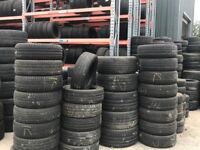 New and Part worn tyres fitted/Tires/PartWorn Tyres/Part Worn Tires 225/40/205/45/215/50/235/65/17