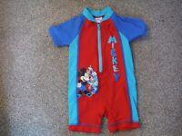 UV Swim Suit (9-12 Mths)