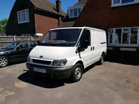1 OWNER. 2006. FORD TRANSIT 280.SWB.
