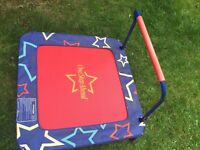 Kids Safety Trampoline with Handle