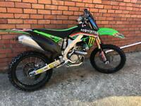 Kawasaki Kxf250 2010 just been serviced very clean low hours