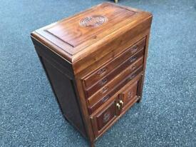 Vintage cabinet can deliver