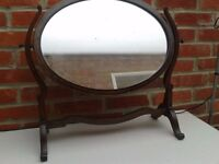 Dressing Table Mirror - DELIVERY AVAILABLE