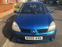 Renault Clio 1.4 16v Dynamique 3dr - GREAT FIRST CAR!