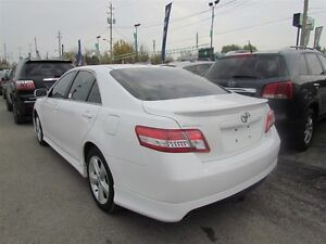 2011 Toyota Camry SE   LEATHER   ROOF   HEATED SEATS   1OWNER London Ontario image 5