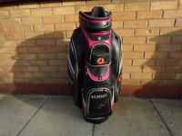 Motocaddy Cart Bag.