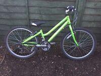 "Ridgeback Serenity Girls Bike - 24"" Wheels Great Condition"