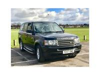 CHEAP -- Range Rover Sport 2.7 TD V6 S -- Diesel --- Part Exchange OK -- Drives Good