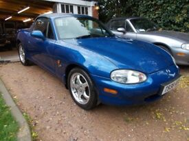 Mx5 mx-5 mx 5 eunos mk2. Choice of two x 10th ANNIVERSARIES. 1999. 1800 6-speed. Lovely inside/out.