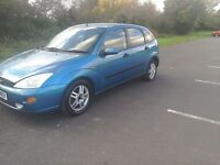 FOCUS DIESEL LONG MOT £399