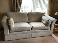 Marks & Spencer 3 seater and 2 seater sofas