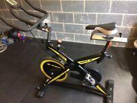 BH Fitness SB1.8 Exercise Bike/Spin Bike