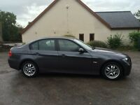 BMW 3 Series 2.0TD 320d ES Saloon 4d 1995cc Low genuine mileage