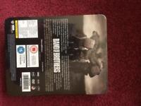 Band of brothers box set cd