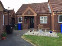 Swap 2 bed bungalow in Filey for York house, bungalow or similar