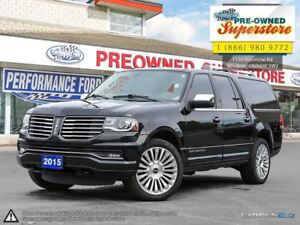 2015 Lincoln Navigator >>>22 rims, DVD, captain's chairs<<<