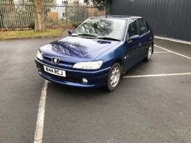 ** Peugeot 306 Meridian - 1.4 Petrol ** LOW MILEAGE, Low Tax, Ideal First Car