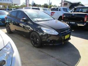 2014 Ford Focus Hatchback Young Young Area Preview
