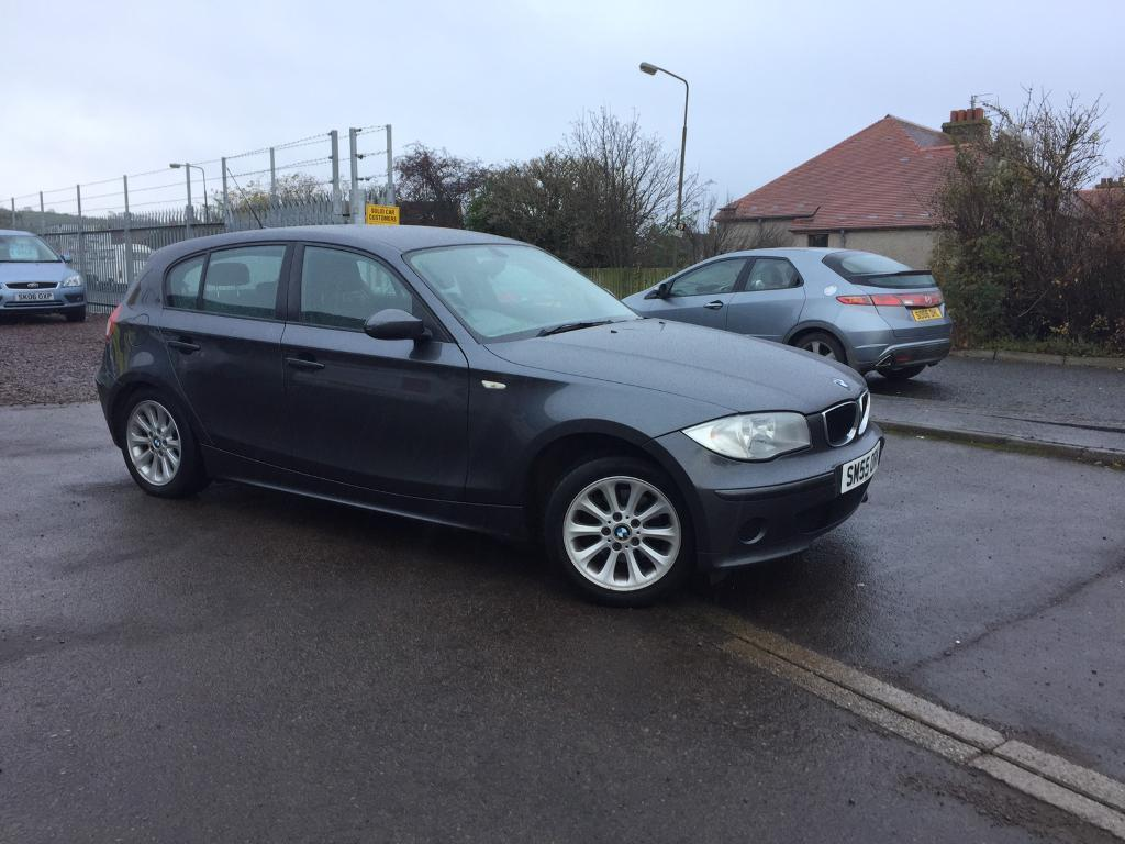 STUNNING BMW 120I 6 SPEED GEARBOX - ONLY DONE 82K - COMES WITH FULL YEAR MOT + 3 MONTHS WARRANTY