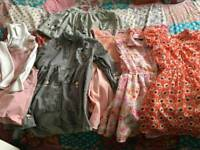Assorted girls clothes 5-6