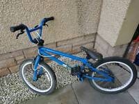 Boys Blue GT Bikes BMX Good Condition