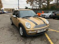 2004 MINI ONE PERFECT. MOT. TAX
