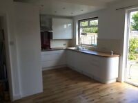 Tradesmen fitted kitchens and bathrooms plastering plumbing decorating and carpentry
