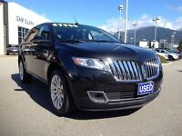 2014 Lincoln MKX 20 Polished Aluminum Wheels, Panoramic Roof, Na