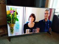 LG 55 LED TV (LG55UK6500) SMART/UHD 4K/WIFI/FREEVIEW HD/HDR/MEDIA PLAYER/SLIM