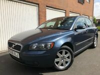 2006 Volvo S40 1.6 Petrol Full Mot 170k not vectra focus v50 a4 320 v70