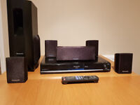Panasonic SC-PT470, 5.1 Home Theatre system and DVD Player SC-PT470