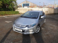 Honda Insight Ima Ex 5dr Auto Electric Hybrid 0% FINANCE AVAILABLE