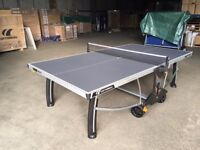 Cornilleau Performance 500M Crossover Outdoor Table Tennis Table (assembled, good condition)