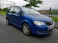 Volkswagen Touran 1.9 TDI SE MPV 5dr 7 Seater FSH HEATED SEATS SAT NAV