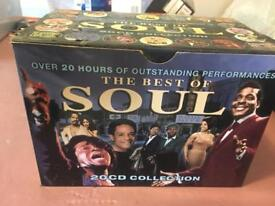 Soul CD Collection