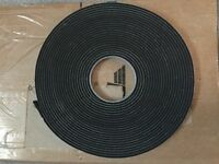 Cooker Hob Sealing Tape, 4.5mm x 12mm x 13 metre length. Excellent quality