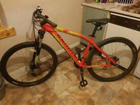 Specialised pitch 2015 650b mountain bike