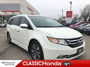 2015 Honda Odyssey TOURING | NAVI | DVD | LEATHER | CLEAN CARPRO
