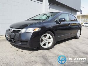 2009 Honda Civic Sport! Only 135000kms! MINT!