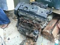 Peugeot 206 307 complete engine 1.6 16V