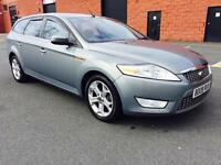 JUNE 2008 FORD MONDEO TITANIUM 2.0 TDCI ONLY 76,000 MILES FULL SERVICE HISTORY